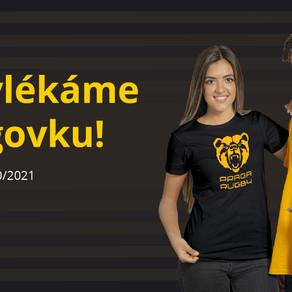 Spuštěn oficiální online fanshop Pragy