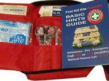 K156 Compact Travel Roll-out First Aid Kit