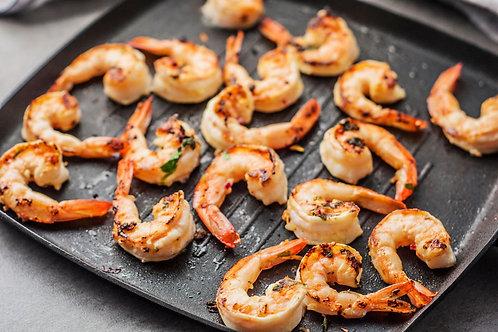Billionaires BBQ Jumbo Fried Shrimp