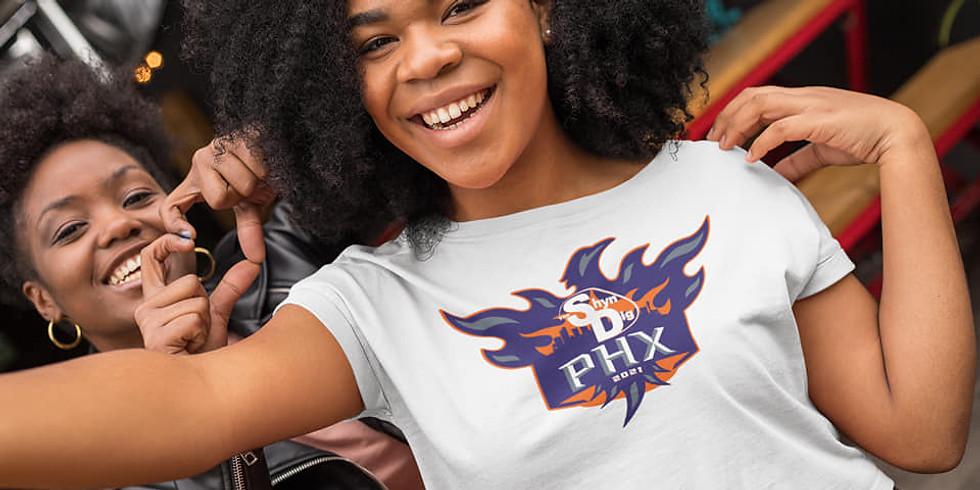 Shyndig PHX T-Shirts (UNISEX)
