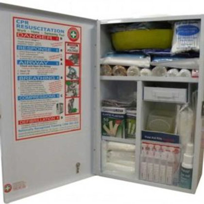 K809 School and Child Care Centre First Aid Kit – Plastic Box