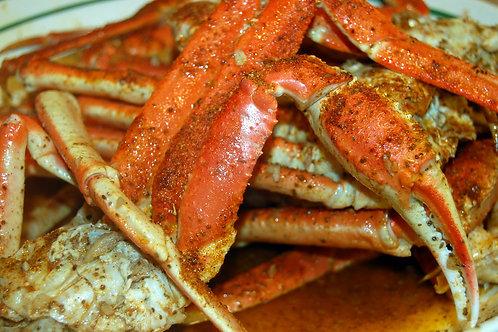 Crab Legs 1/2 Lb $15.99 1 Lb Dinner