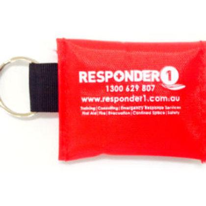 Keyring CPR Face Shield