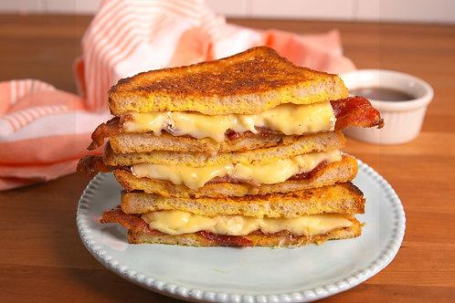 Cheese Toast 3 Cheese