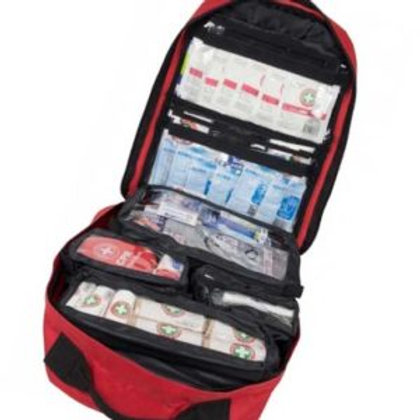 K1444 First Responder Back Pack First Aid Kit