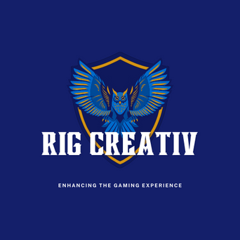 Blue and Gold E-sports Illustratuve Gaming and Technology Logo.png