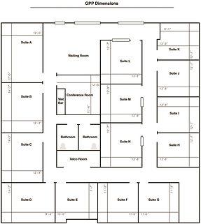 Gilbet Professional Floor Plan