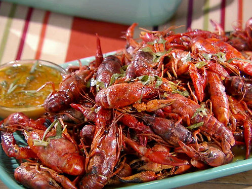 Crawfish Lunch