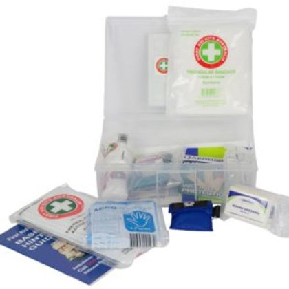 K101 Basic Full Cover Car First Aid Kit