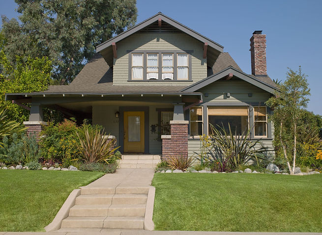 stairs-leading-to-craftsman-house-838025