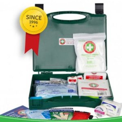 K100M3 Deluxe Car First Aid Kit
