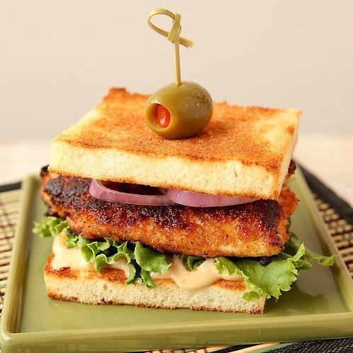 Fish Sandwich & Side