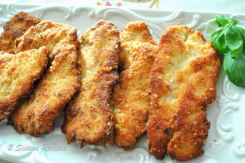 Fried Turkey Chops