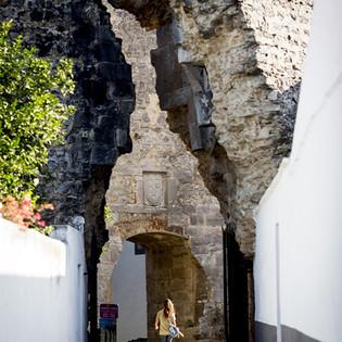 Entrada Castelo