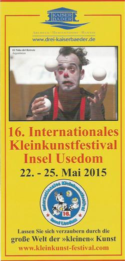 INTERNATIONALES KLEINKUNSTFESTIVAL
