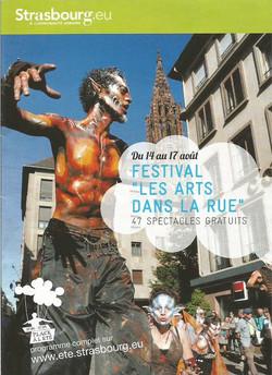 FESTIVAL LES ARTS DANS LA RUE