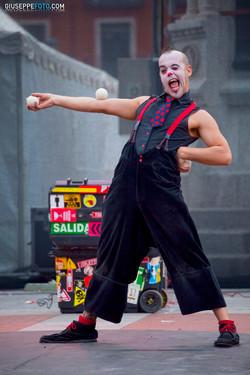 Street Performance show