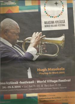 WORLD VILLAGE FESTIVAL FINLANDIA