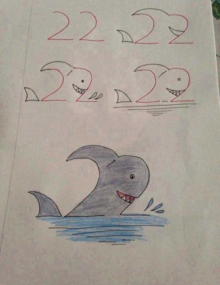 Drawing using letters and numbers.jpeg