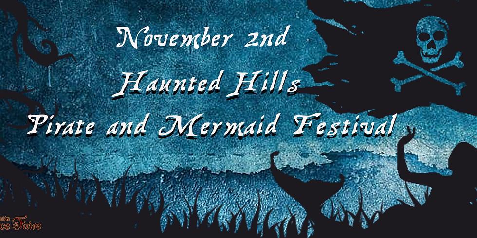 Tarot Readings at Haunted Hills Pirate and Mermaid Festival