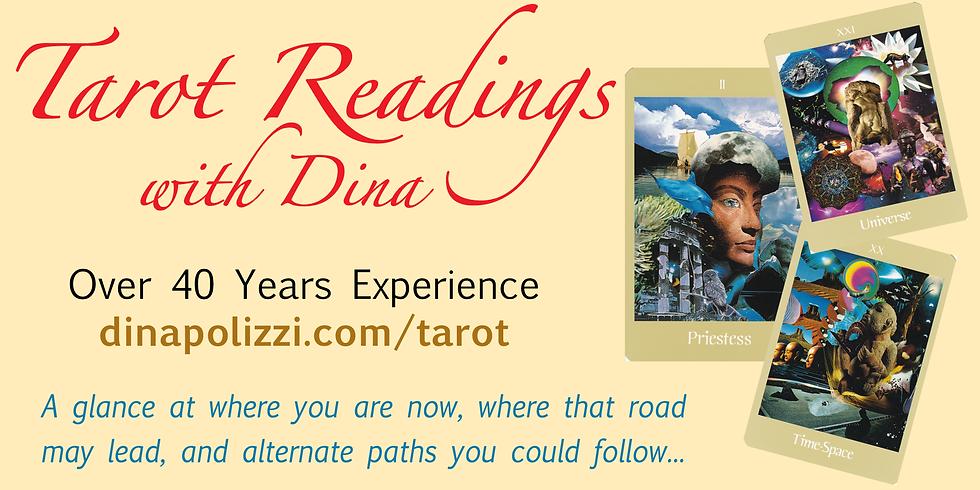Tarot Readings with Dina at Rattlesnake Gutter Market (1)