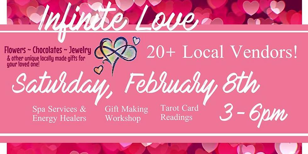 $8 Quick Tarot Readings at Infinite Love