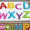 Thumbnail: Liquid alphabets