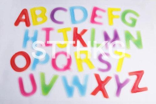 Liquid alphabets
