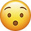 Surprised Emoji [Free Download IOS Emoji