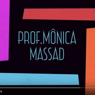 Profa Mônica Massad Oficina Cultural Enem