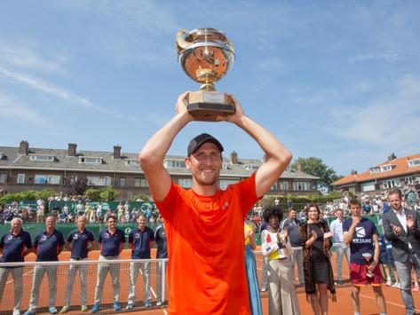 Thiemo De Bakker wint The Hague Open 2018