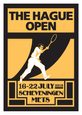 The Hague Open logo footer