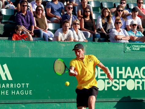 Tsitsipas (The Hague Open 2017 en 2016) wint ATP #Next Gen Finals