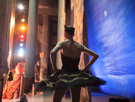 Dancers and Mental Toughness