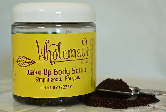 Wake Up Body Scrub