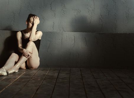 Audition and Performance Anxiety
