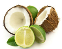 Lime Coconut Body Scrub Kicks off Spring!