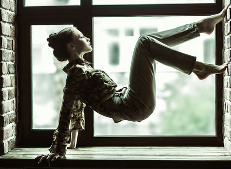 Staying Dance-Ready in Isolation