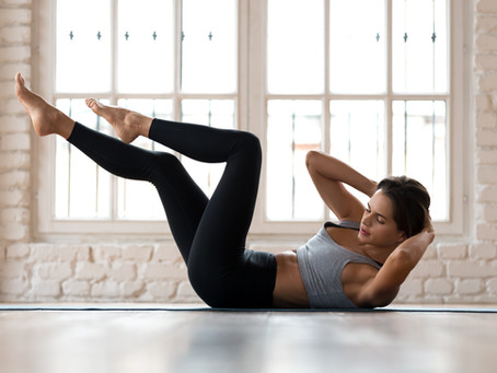 The Quarantine Hip Crunch, and Other Safe-At-Home Trends