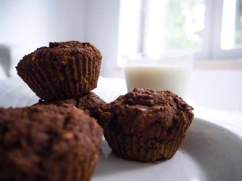 PORKKANAKAKKUMUFFINSSIT / Carrot Cake Muffins