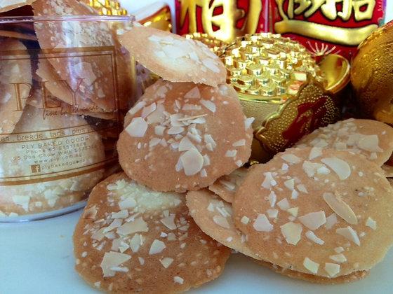 Crispy Almond Thins