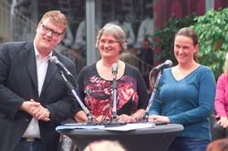 Lijsttrekkers debat 2014