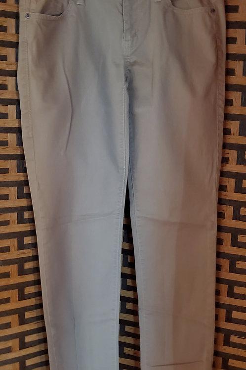 Light Green khaki Pants by London Jeans