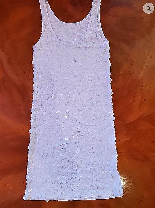 White Palette Dress.