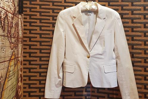 Short White Jacket