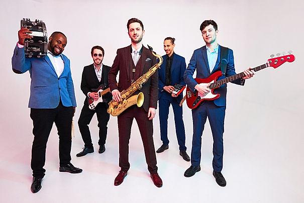 Flo Collectve Motown Soul Wedding Band London