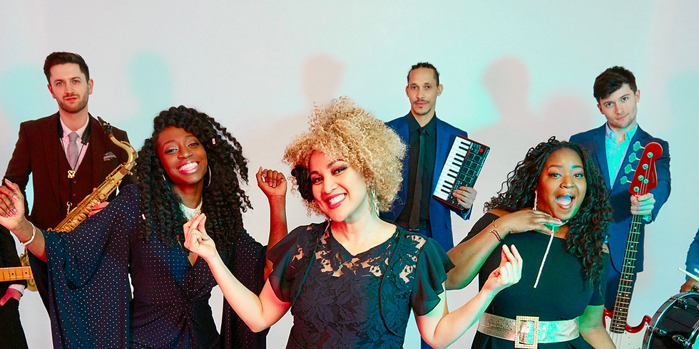 Flo Collective @ Boisdale of Canary Wharf
