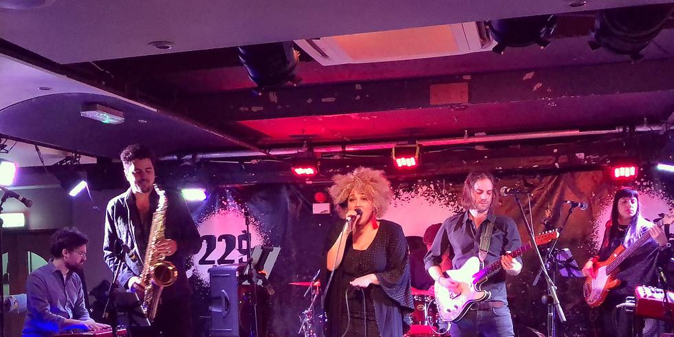 Flo Collective Soul Revue @ 229 The Venue