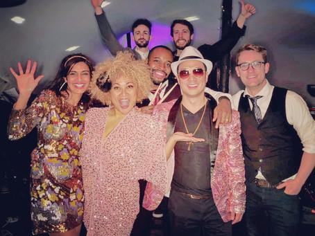 Disco Themed 40th Birthday Party
