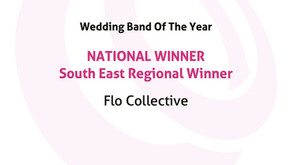 We are the National Winners of The Wedding Industry Awards 2021!